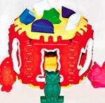 Интерактивная и развивающая игрушка  Hemar  Логический круг