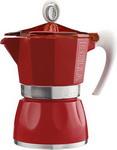 Кофеварка, френч-пресс и турка  G.A.T  103803 BELLA 3 чашки красная
