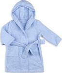 Домашняя одежда  Грач  махра 2-х сторонняя Рт. 104 голубой