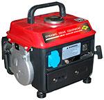 Электрический генератор и электростанция  DDE  GG 950 DC