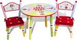 Стол и стул  Major-kids  Цирк разноцветный