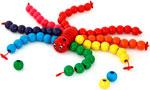 Деревянная игрушка  Mapacha  Паук Бусиног, 42 см (76449)