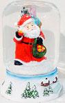 Прочий товар для детской комнаты  Новогодняя сказка  Дед Мороз 9х11 см (972089)
