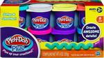 Товар для творчества  Hasbro  Play-Doh PLUS 8 баночек