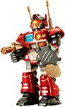 Радиоуправляемая игрушка  Happy Kid Toy  Робот-сержант (на и/к управлении, 38 см)