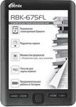 Электронная книга  Ritmix  RBK-675 FL
