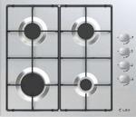 Встраиваемая газовая варочная панель  Lex  GVS 644-1 IX