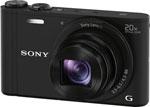 Фотоаппарат  Sony  Cyber-shot DSC-WX 350 черный