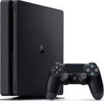 Игровая приставка  Sony  PlayStation 4 Slim (500 Gb) черный (CUH-2008 A)
