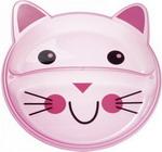 Посуда для детей  Canpol babies  Animals 74/005 котенок розовая