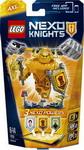 Конструктор  Lego  Nexo Knights Аксель - Абсолютная сила 70336