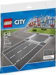 Конструктор  Lego  City Перекресток 7280