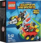 Конструктор  Lego  Super Heroes Робин против Бэйна 76062