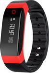 Умные часы и браслет  SMA  Coach SCH 01 красный