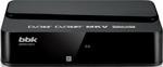 Цифровой телевизионный ресивер  BBK  SMP 001 HDT2 черный