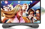 Телевизор со встроенным DVD-плеером  BBK  24 LED-6003/FT2CK ULTRASOUND