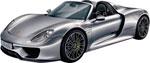 Транспорт  BBurago  Porsche 918 Spyder металл. 18-21076