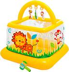 Надувная игрушка для открытого воздуха  Intex  для малышей 117х117х117 см