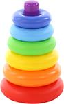 Интерактивная и развивающая игрушка  Полесье  Колечко (7 элементов)