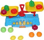 Сюжетно-ролевая игра  Полесье  Весы Набор продуктов (12 элементов) (в сеточке)