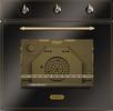 Встраиваемый электрический духовой шкаф  Darina  1V7 BDE 111 707 B