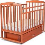 Детская кроватка  Sweet Baby  Luciano Noce (Орех)