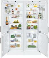 Встраиваемый холодильник Side by Side  Liebherr  SBS 66 I3-22