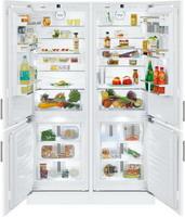 Встраиваемый холодильник Side by Side  Liebherr  SBS 66 I2-22