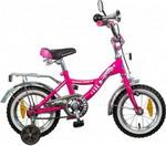 Велосипед детский  NOVATRACK  12, S, BAGIRA розовый
