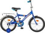 Велосипед детский  NOVATRACK  14 TWIST синий