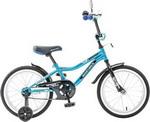 Велосипед детский  NOVATRACK  16 BOISTER синий