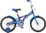 Велосипед детский  NOVATRACK  18 Delfi синий/голубой