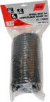 Оснастка для пневмоинструмента  FUBAG  спиральный с фитингами рапид_нейлон_10бар_6x8мм_5м