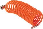 Оснастка для пневмоинструмента  FUBAG  спиральный с фитингами рапид_нейлон_10бар_6x 8мм_15м