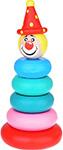 Деревянная игрушка  Алатойс  Клоун