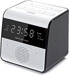 Радиоприемник и радиочасы  Harper  HRCB-7760
