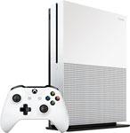 Игровая приставка  Microsoft  Xbox One S 500 ГБ+Minecraft (ZQ9-00048)