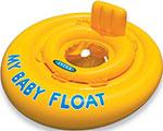 Надувной круг и нарукавник  Intex  My Baby Float 59574