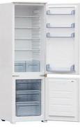 Встраиваемый двухкамерный холодильник  Shivaki  BMRI-1771