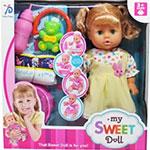 Кукла  Shantou City  Кукла функциональная игрушка
