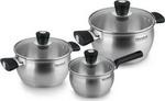 Набор посуды  Rondell  RDS-825 Dominant