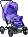 Коляска  Lou Lou  Jardin E-400 LUX фиолетовый