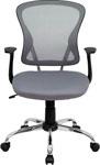 Офисное кресло  College  H-8369 F Серый