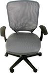 Офисное кресло  College  H-8828 F серый