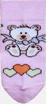 Гольфы и носки  Брестский чулочный комбинат  14С3081 р.9-10, 019 бл.розовый