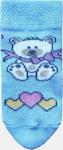 Гольфы и носки  Брестский чулочный комбинат  14С3081 р.9-10, 019 бл.голубой