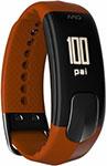 Умные часы и браслет  MIO  GLOBAL Slice Sienna Small коричневый