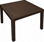 Мебель для дачи  Keter  MELODY QUARTET 17197992 коричневый