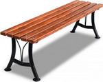 Мебель для дачи  Хоббика  Бриз 1,8 м рябина