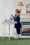 Праздничная одежда  ХоумАпплайнс  рост 128 синий